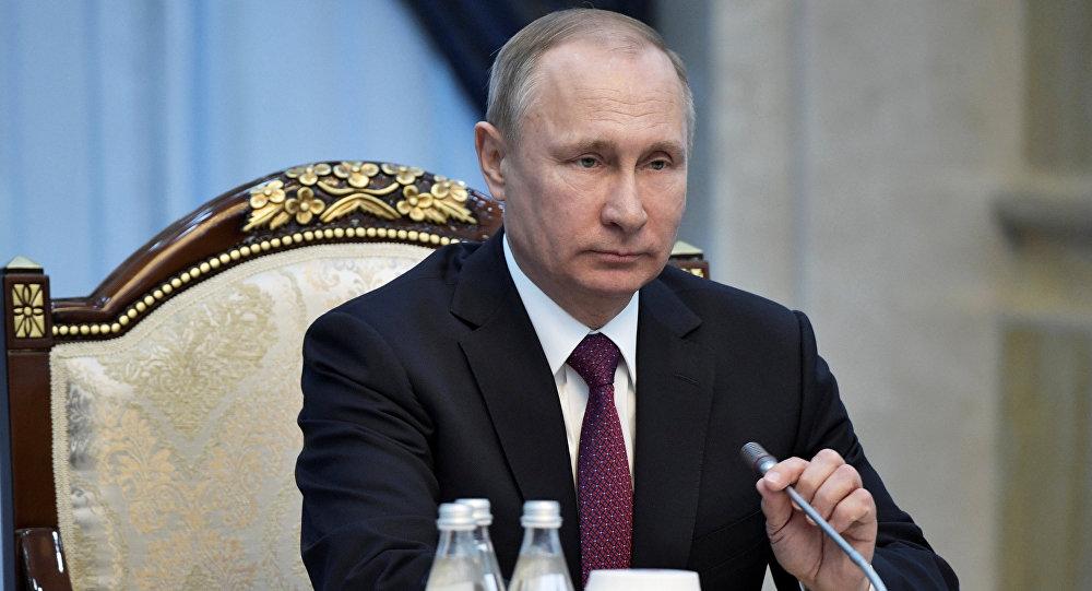 Putin'den önemli açıklamalar…