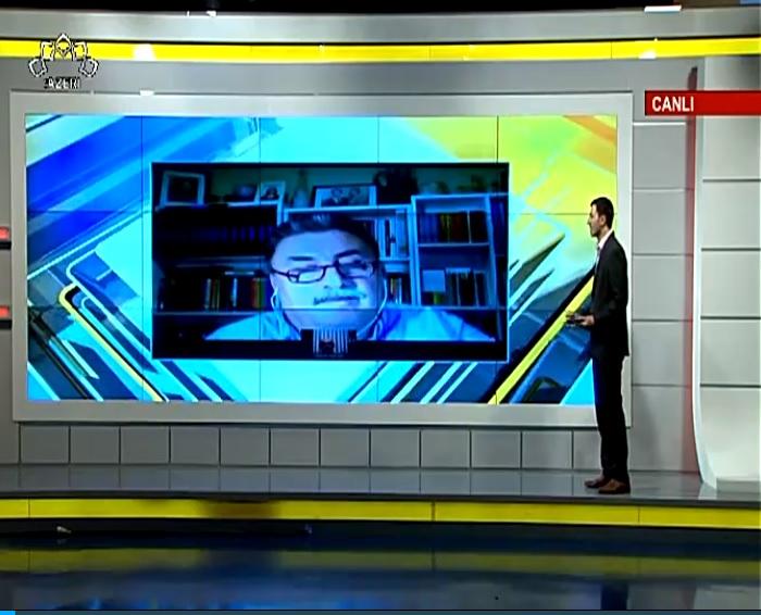 Cahit Kılıç, İran Seher TV'deydi…