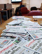 GÜNÜN OLAYI: Cumhuriyet Gazetesi Davası